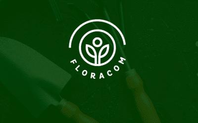 Un nouveau logo pour Floracom